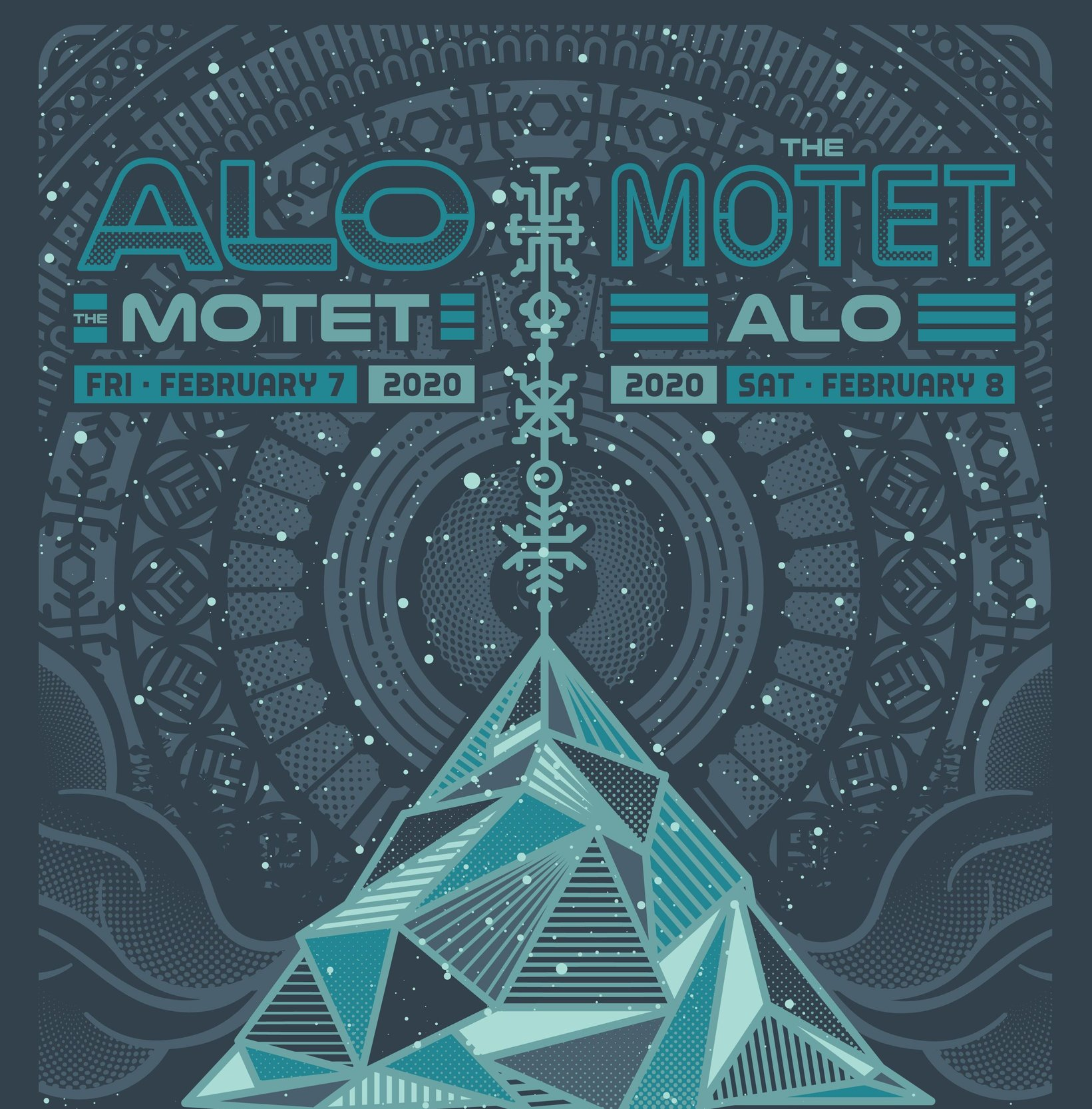 ALO And MOTET 2020