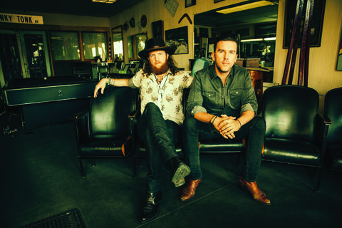 """Thurs. Dec. 8th-2016/ Brothers Osborne """"The Dirt Rich Tour"""" w/ Special Guest-Lucie Silvas – Cargo@ The Whitney Peak Hotel-All Ages- On Sale Now!"""