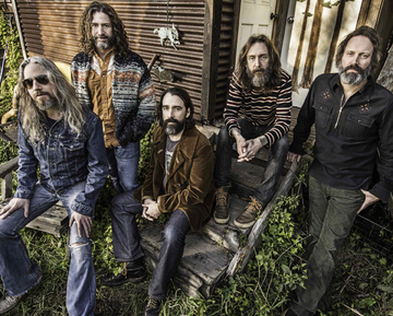 "Wed. Dec. 12th-2018/ ""An Evening With"" Chris Robinson Brotherhood + After Party w/ The Higgs  – In the Crystal Bay Club Casino Crown Room – 21+ On Sale Now!"