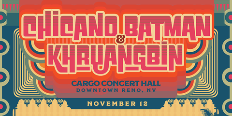 Chicano Batman Khruangbin