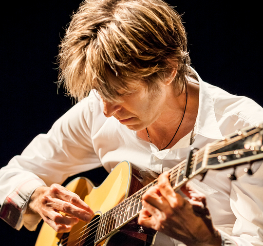 Sat. July 14th -2018/ Eric Johnson (Solo) An Evening of Acoustic Guitar and Piano – (Seated Show) 21+ -In the Crystal Bay Club Casino Crown Room – On Sale Now!