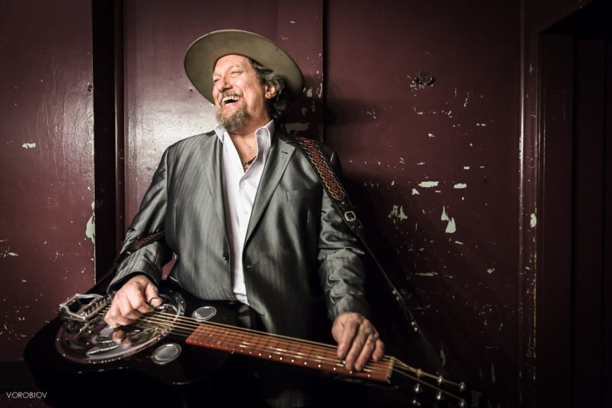 Wed. March 4th-2020/ Jerry Douglas (Solo) w/ Jenni & Jesse Dunn – (Seated Show) In the Crystal Bay Club Casino Crown Room- 21+ – On Sale Now!