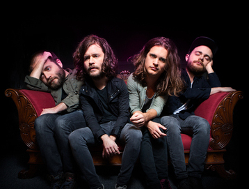 Thurs. May 18th-2017/ KONGOS w/ Mother Mother & tba- In the Crystal Bay Club Casino Crown Room- 21+ On Sale Now!