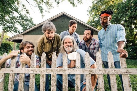 Thurs. Dec. 29th -2016/ Night 2- Leftover Salmon w/ Special Guests- The Mother Hips+ After Party w/  Kitchen Dwellers – In the Crystal Bay Club Casino Crown Room – On Sale Now!