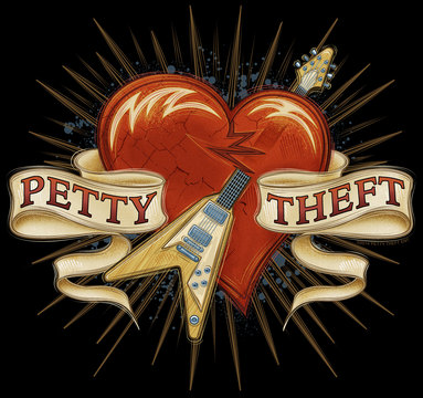 """Sat. Aug. 18th-2018/ Petty Theft """"Tribute to Tom Petty & the Heartbreakers"""" + After Party w/ The Golden Cadillacs – In the Crystal Bay Club Casino Crown Room 21+- On Sale Now!"""