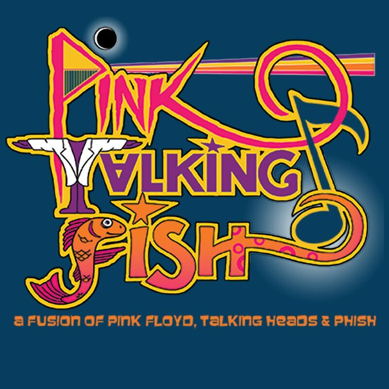 Pink Talking Fish 2018