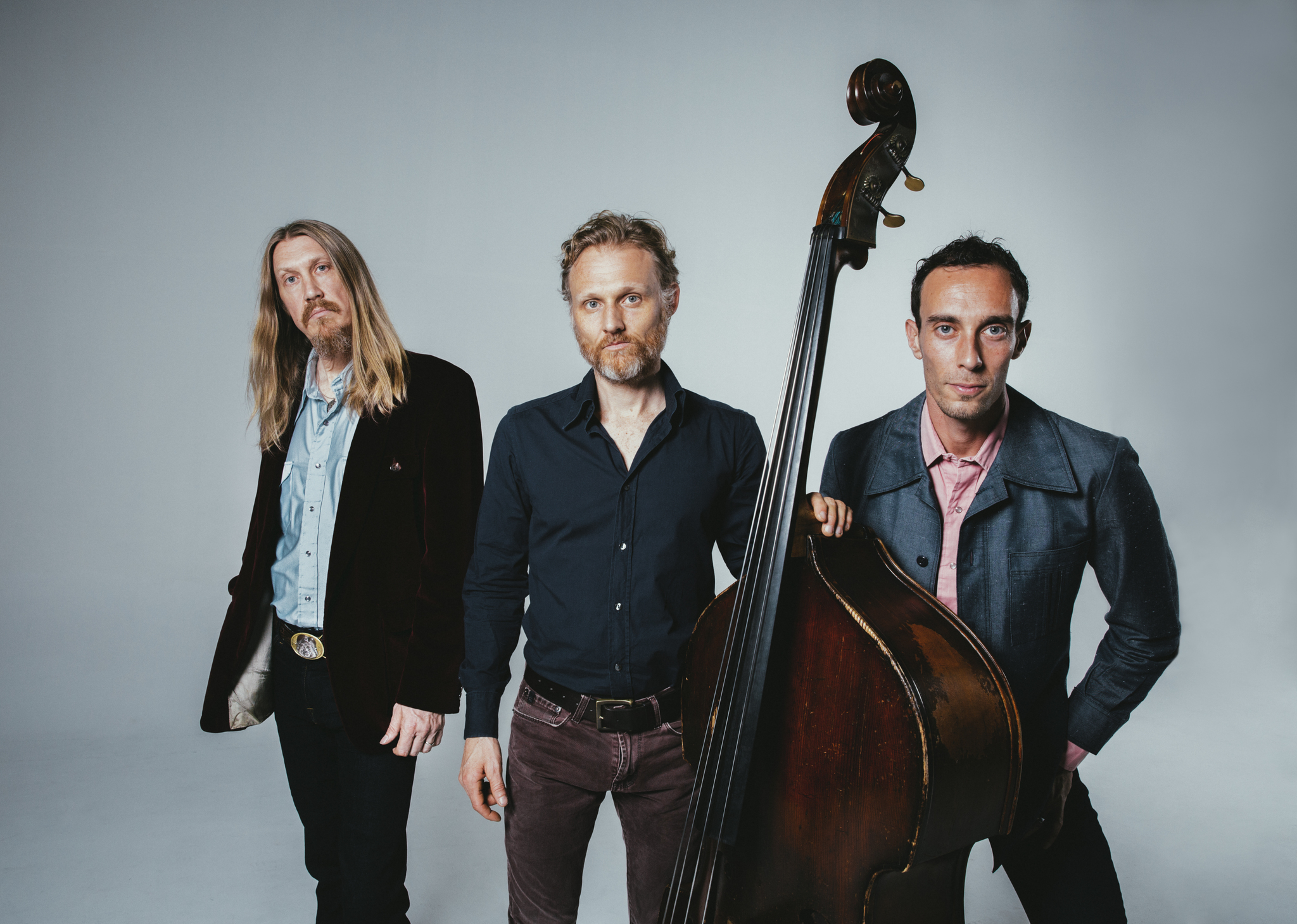 The Wood Brothers 2019 New