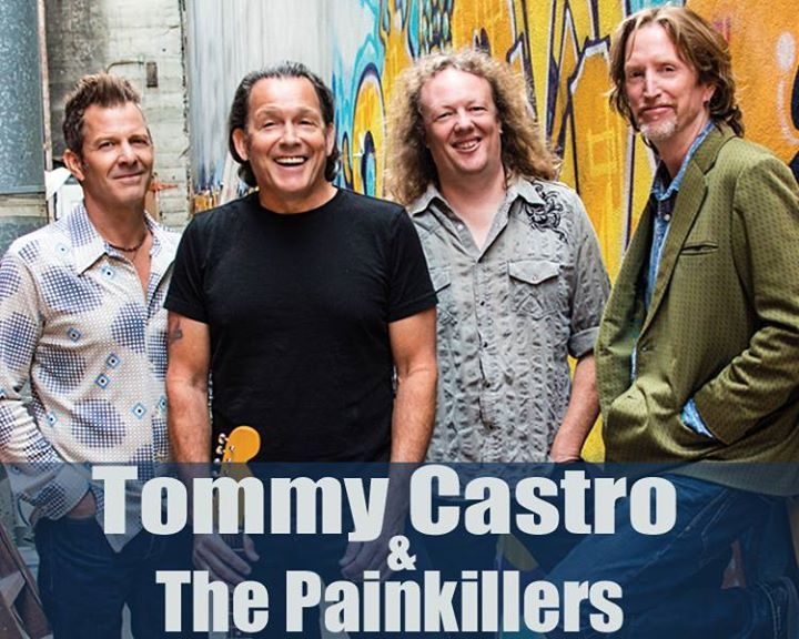 "Sat. Dec. 22nd-2018 / ""The Mont-blues Ball- Part 2"" ft. Tommy Castro & the Painkillers w/ Special Guests- Curtis Salgado & Eden Brent + Tinsley Ellis Band -21+- Montbleu Resort & Casino – On Sale Now!"