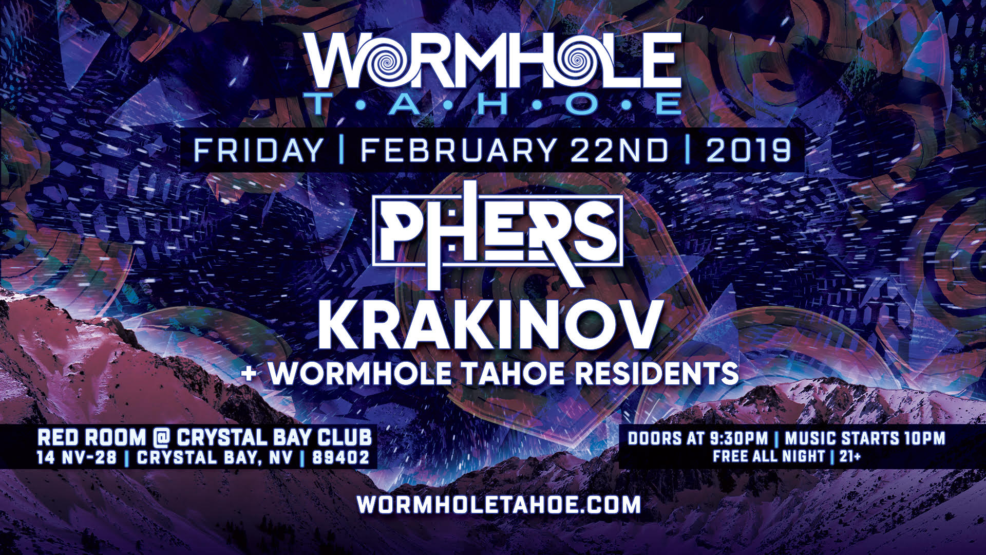 Wormhole Feb 2019