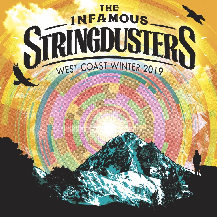 Stringdusters Winter 2019